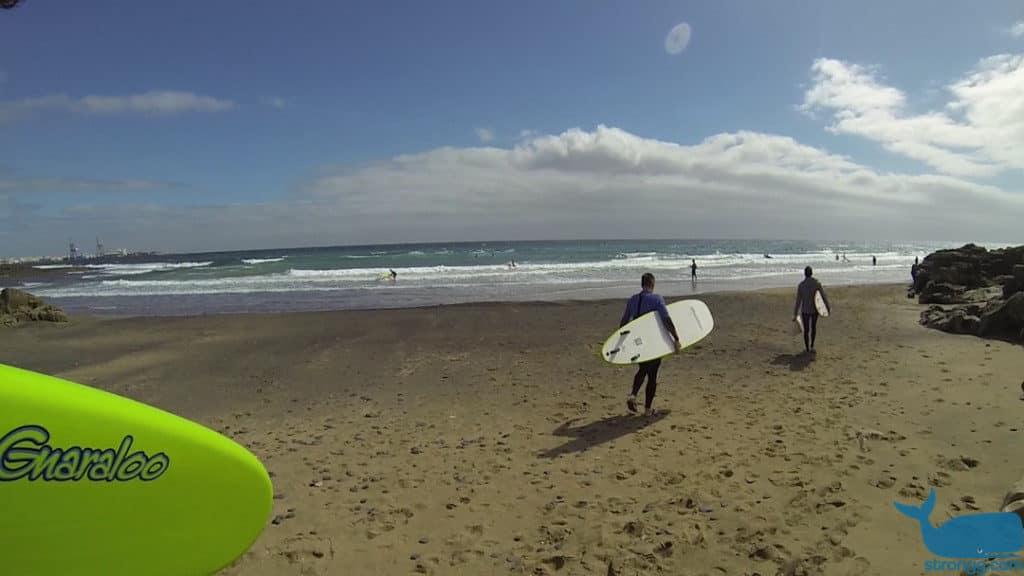 Wellenreiten lernen