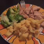 Ernährungsplan Woche 1