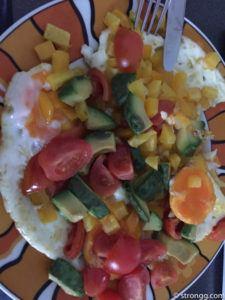 Vegetarische Ernährung, bunt ist gesund