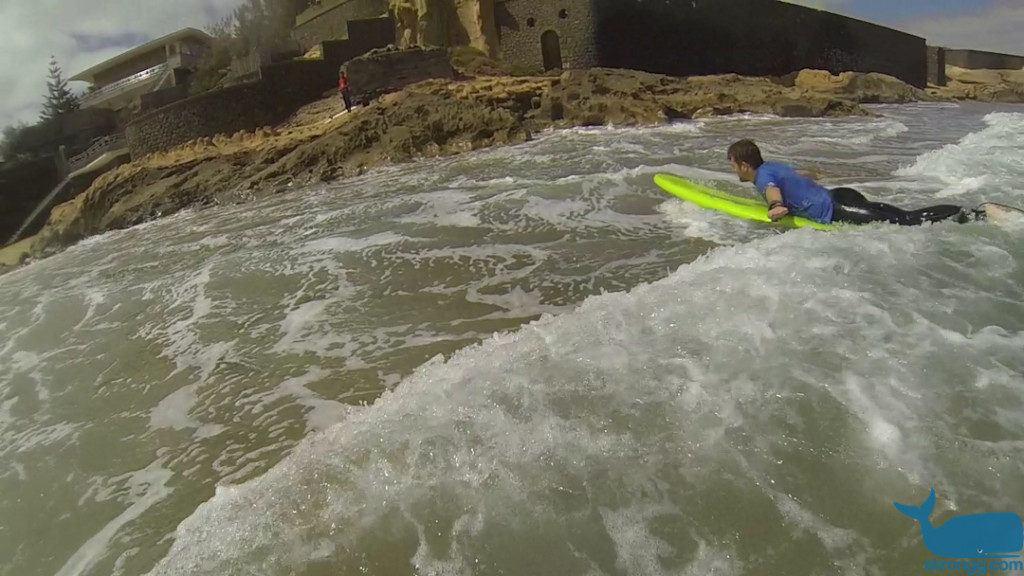 Surfcamp - Surfen lernen